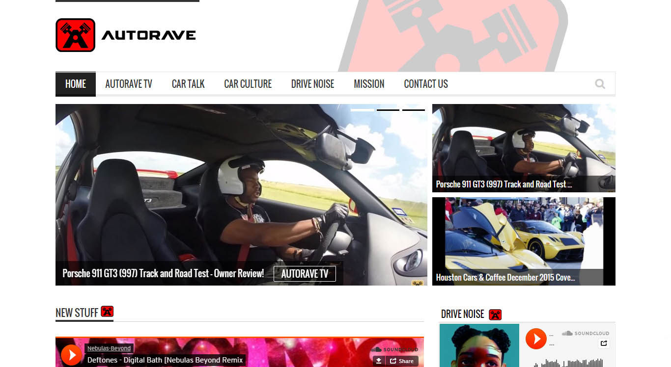 autorave-website-design