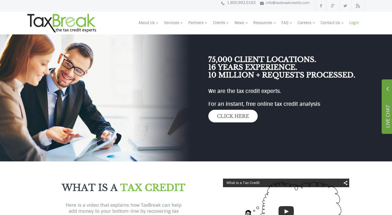 tax-break-web-design
